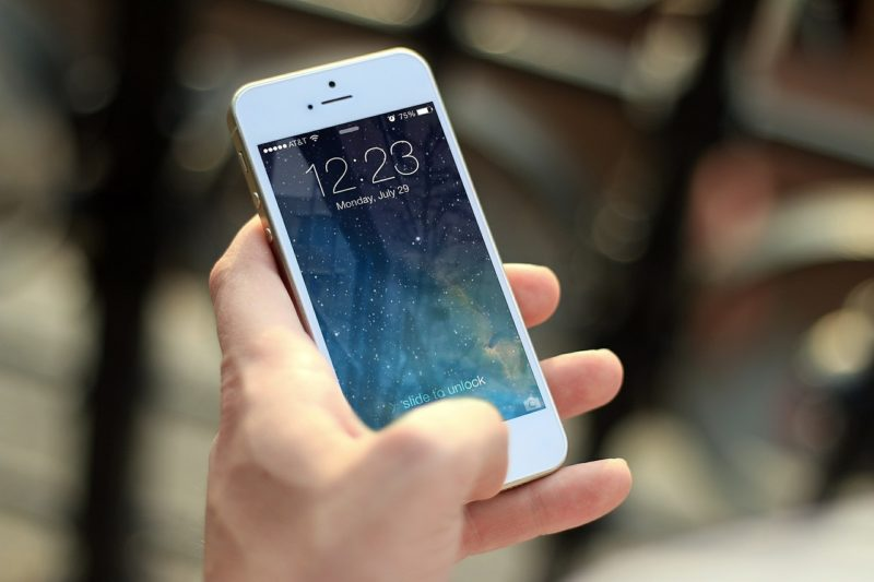 pièces détachées pour réparer son iPhone