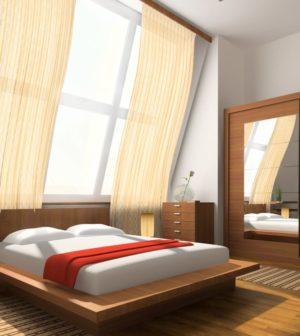 design toile fenêtre