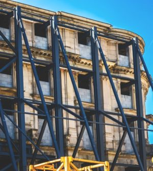 rénovation d'immeubles