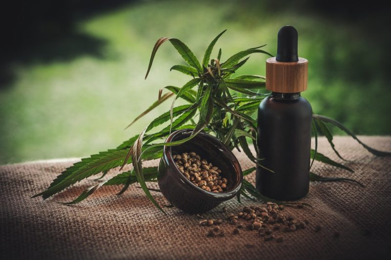 résine cannabis et CBD