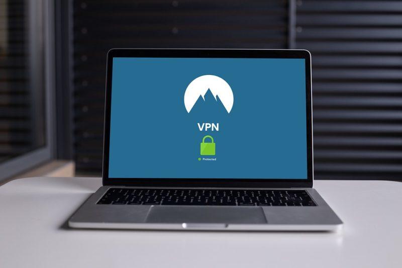 sécurité sur le web avec un VPN