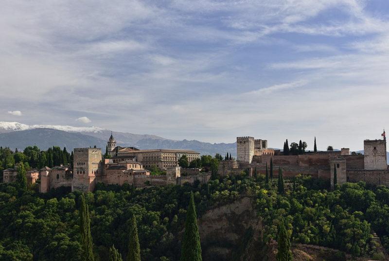 L'Alhambra, une merveille