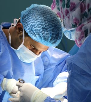 operation chirurgie hysterectomie