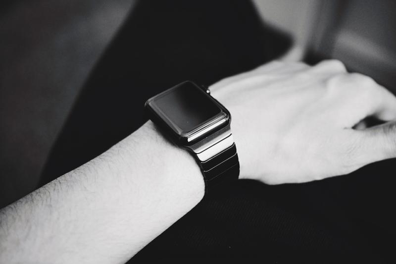 utiliser sa montre connectée