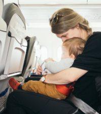 voyage avec un bébé