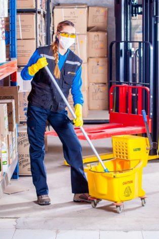 choix entreprise de nettoyage