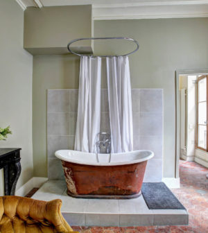 salle de bain atypique