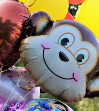 ballons hélium