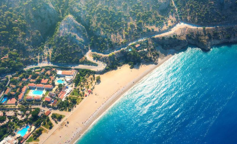 plage de Turquie