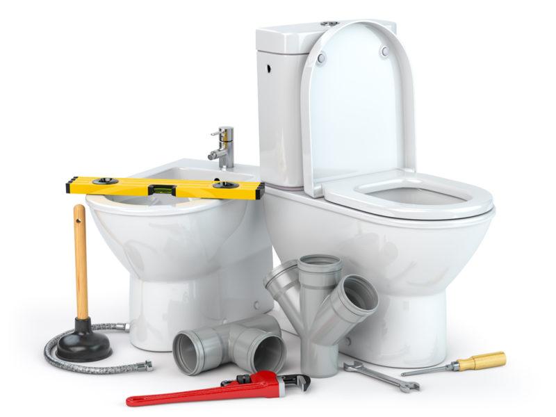 problèmes de toilettes