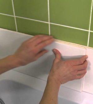 carreau de salle de bain