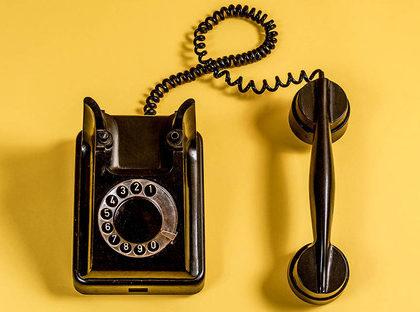 invention téléphone