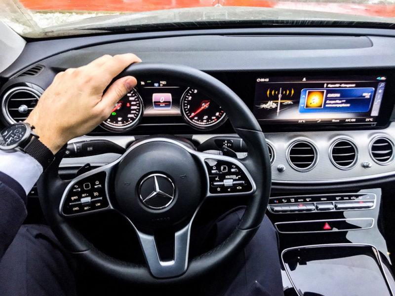 achat Mercedes