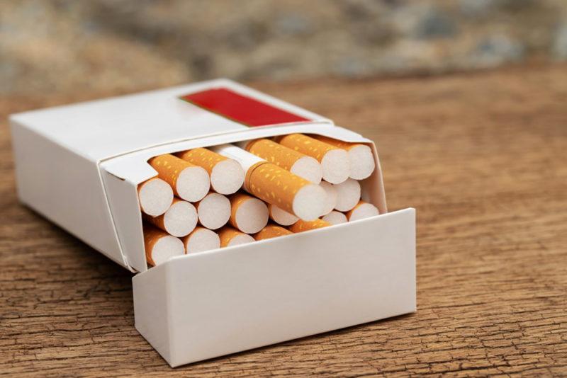 comparaison cigarette