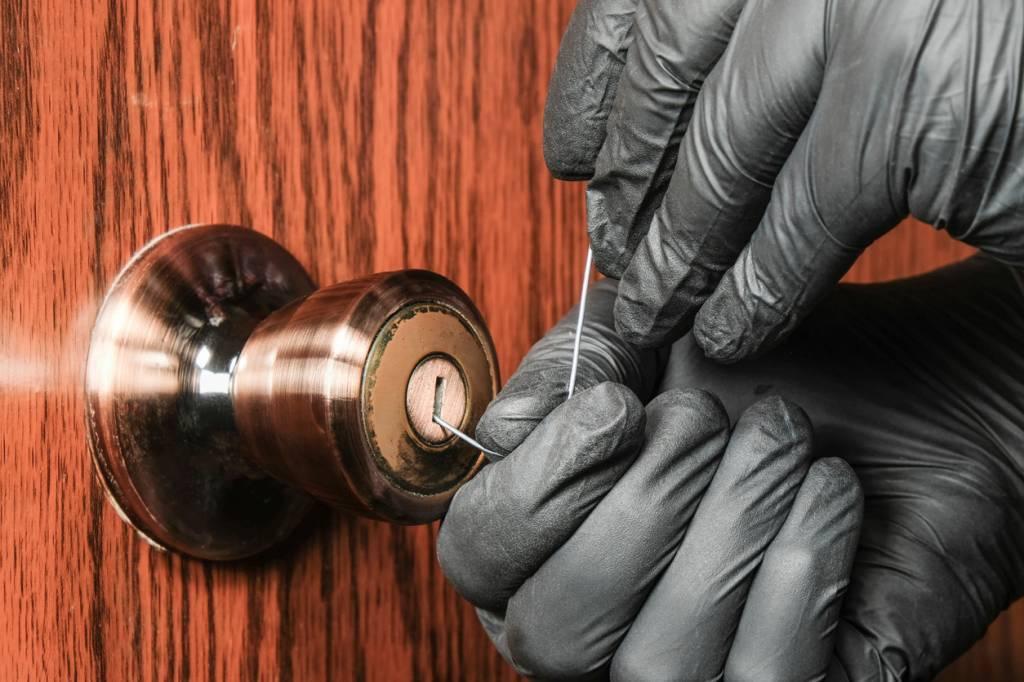 clés volées : risque de cambriolage