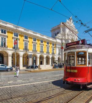 séjour à Lisbonne