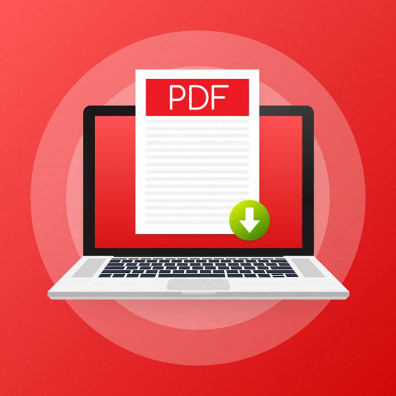 Pdf optimisé référencement