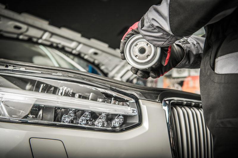filtre à huile de voiture