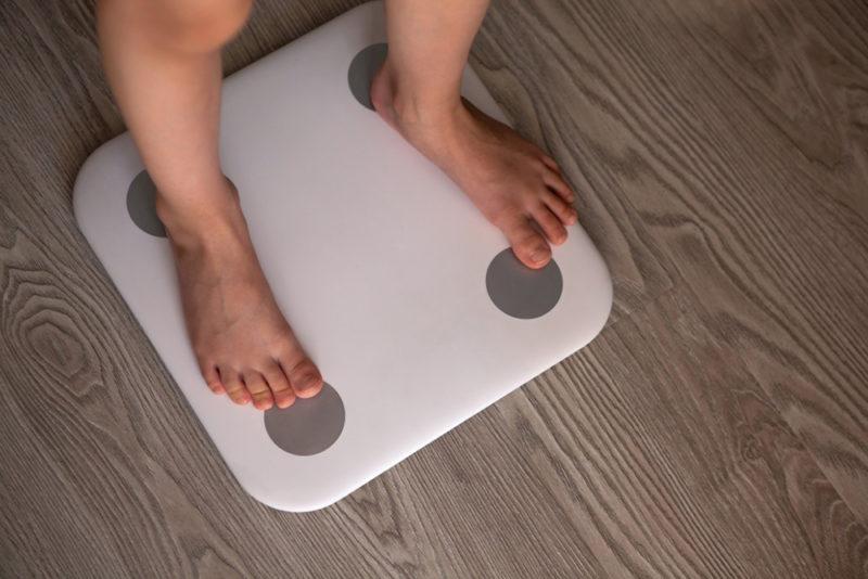 balance poids