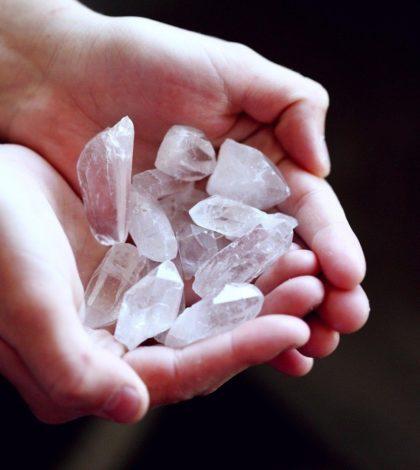 pierres naturelles brute et polie