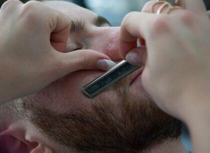mobilier siège barbier