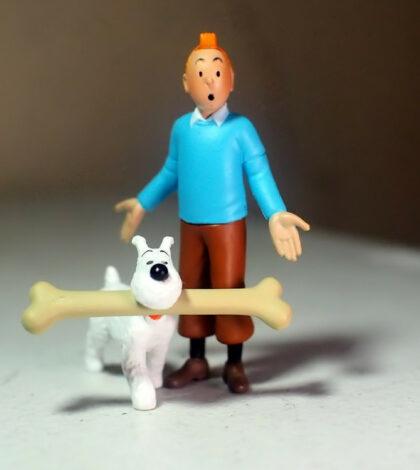 Acheter la fameuse fusée de Tintin !