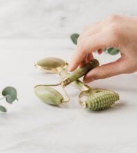 avantages du rouleau de jade