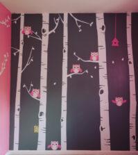 stickers mur